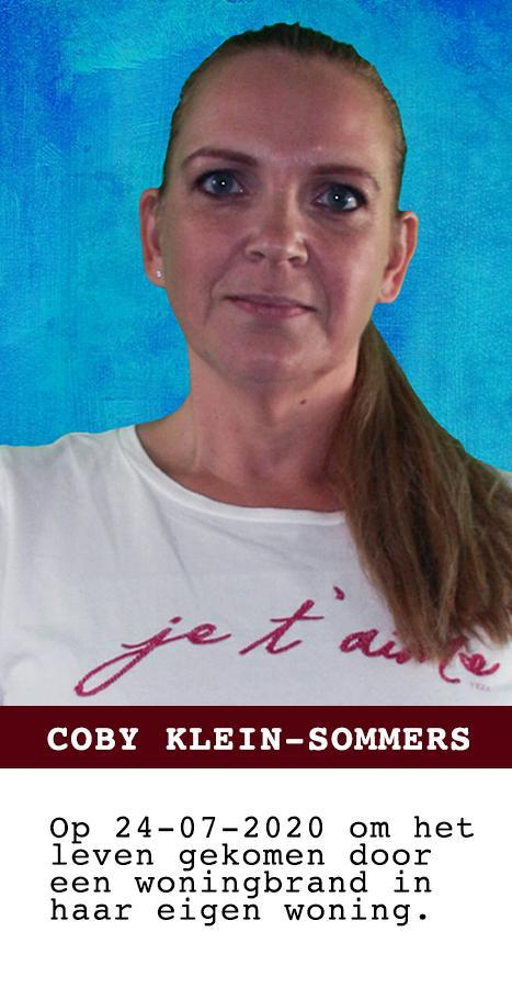 Foto Coby Klein-Sommers
